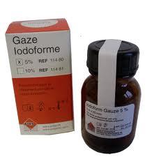 Iodoform Gauze